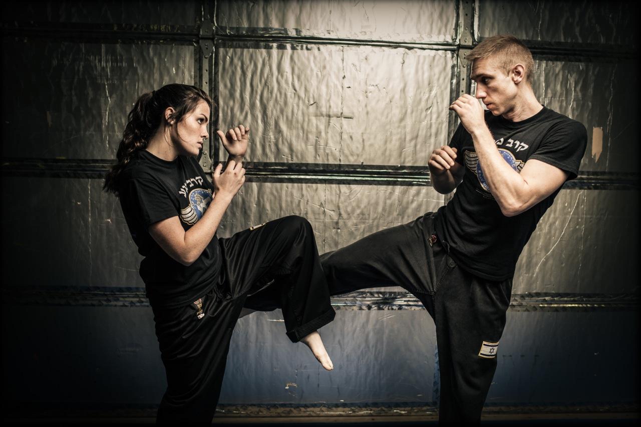 Intro to Krav Maga Self-defense Classes - Andrews Agenda ...