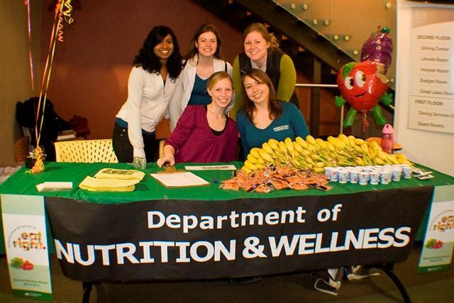 BS: Nutrition and Dietetics :: Andrews University