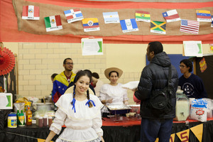 International Food Fair 2017 - Put the world on your plate on April 9