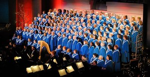 National Christian Choir Concert - Choral ensemble from D.C. to perform in the Howard Center