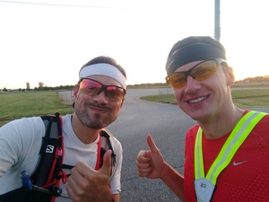 Global Running Day - Seminarians set yet another personal record