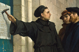 500th Anniversary of Protestant Reformation - Multiple events planned in Andrews community