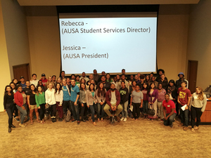 AUSA Hosts First-Ever Club Summit - Working together to facilitate community