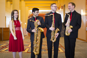 Fuego Quartet to Perform at the Howard Center - Enjoy the musical talent of an award-winning chamber group