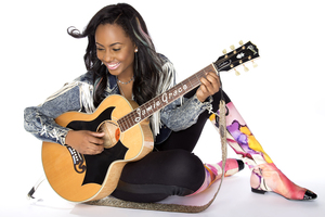 Jamie Grace in Concert - Enjoy her music at the Howard Performing Arts Center