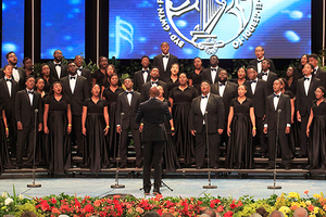 Oakwood University Aeolians in Concert - Listen to their musical talent in the Howard Performing Arts Center