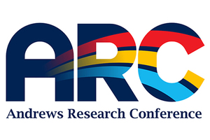 2018 Andrews Research Conference: Social Sciences. Early-career researchers in the social sciences will give presentations