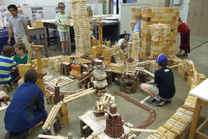 Renaissance Kids Architecture Camp - Registration is open