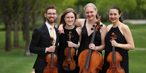 Callisto Quartet in Concert at Andrews University - Sunday, Oct. 21, at the Howard Performing Arts Center