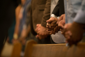 Andrews Co-Sponsors Interfaith Prayer Service - In response to religious hatred