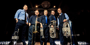 Presidio Brass in Concert at Andrews University - Sunday, Nov. 18, at the Howard Performing Arts Center