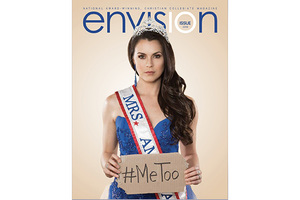 Envision Magazine Wins Pacemaker Award - Award received on Oct. 27 from the Associated Collegiate Press