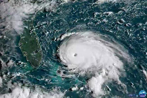 Reflections on the Impact of Hurricane Dorian. Ways to offer meaningful support to those affected