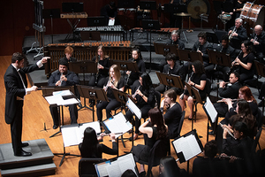 Andrews Wind Symphony Fall Concert at the Howard  - Saturday, Oct. 19 at the Howard Performing Arts Center