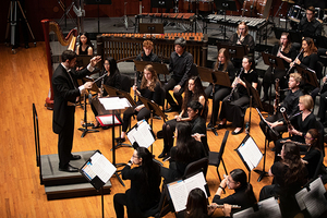 Andrews University Wind Symphony Winter Concert - Saturday, Feb. 1 at the Howard Performing Arts Center