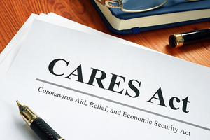 Supplemental CARES Act Information. Details of Andrews University's distribution of funds received from the CARES Act