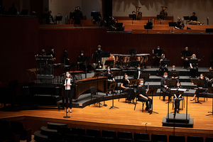 Andrews University Wind Symphony Fall Concert - On Saturday, Oct. 24, at 8 p.m.