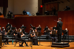 Andrews University Wind Symphony Winter Concert - On Saturday, Feb. 20, at 8 p.m.
