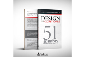 Andrews University Press Releases New Book - Publication focuses on evidence for a designed creation and a worldwide flood