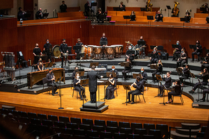 Andrews Wind Symphony to Perform Spring Concert - On Saturday, April 24, at 8:30 p.m.