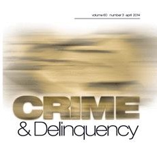 Image result for crime and delinquency journal
