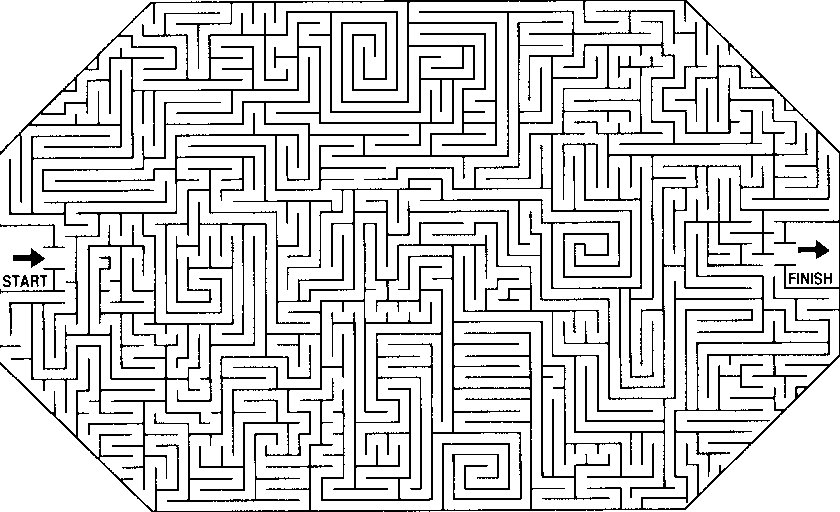 Pin Related Pictures Printable Mazes For Kids In A4 Size on Pinterest