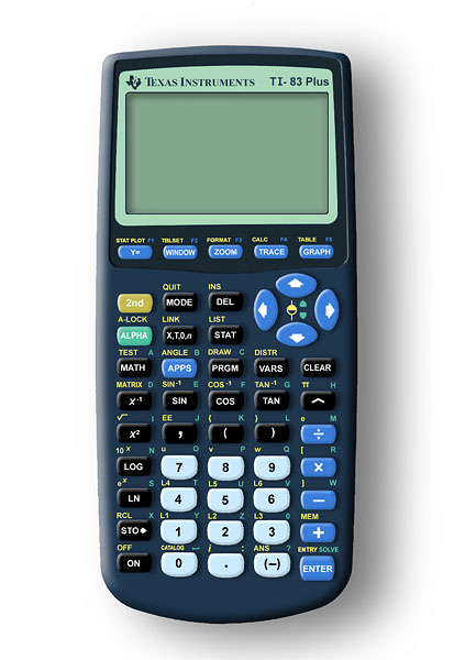 Clay Doss TI 83 Calculator