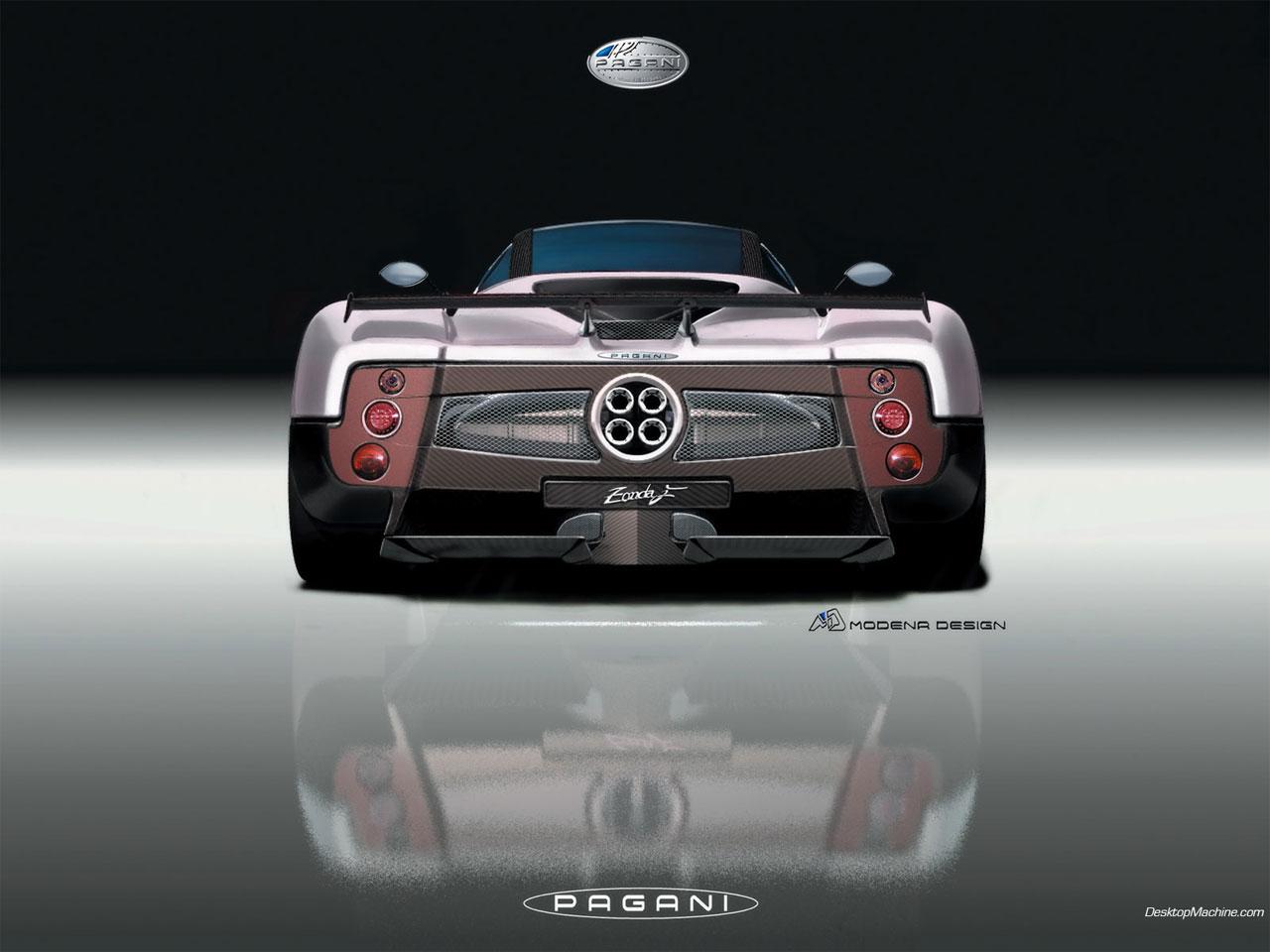 Hot Cars - Zonda F